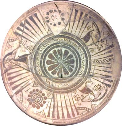 antická mandala